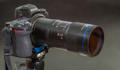 Z6 with Laowa 100mm f2.8 2:1 Ultra Macro APO lens