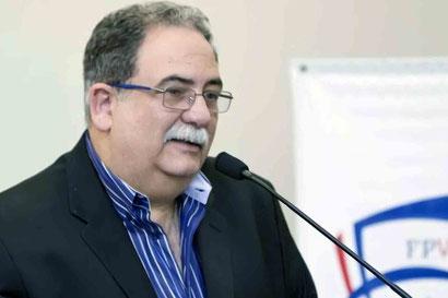 Dr. Cesar H. Trabanco, Presidente de la FPV (Foto por FPV)