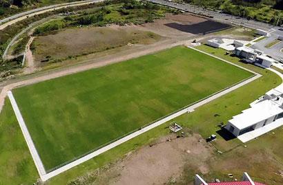 El Campo de Fútbol será el nuevo hogar de Caguas Caribbean Stars FC para los entrenamientos y juegos / Foto Caguas Deportes en Facebook