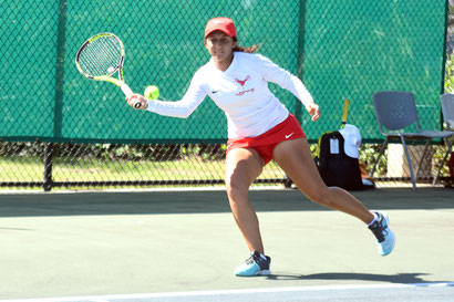 Las Jerezanas de la UPR de Río Piedras defenderán título en el tenis. (L. Minguela LAI)