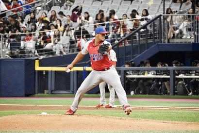 Fernando Cruz abrirá por Puerto Rico este martes / foto por FBAPR