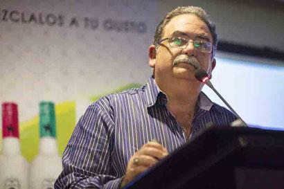 Dr. Cesar Trabanco, Presidente de FPV / foto por FPV