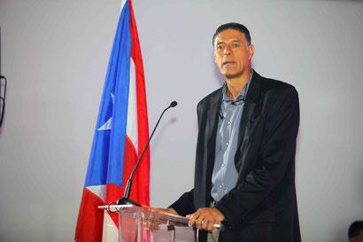 La Premiación Olímpica fue dedicada a José Piculín Ortiz. (Ángel Vázquez COPUR)