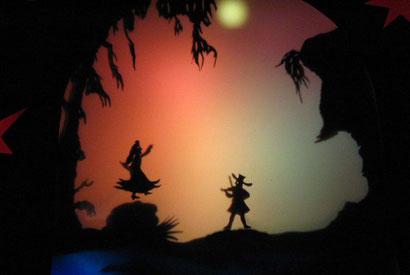 Die Prinzessin und die Tänzerin