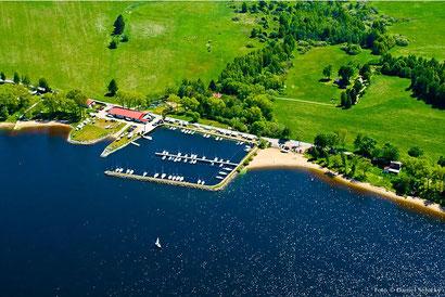 Lago Lipno - Cechia