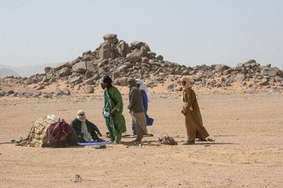 Tuareg in Algerien |  Bild von jacqueline macou auf Pixabay