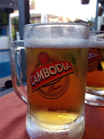 Siem Reap, Kambodscha, Pubstreet, Südostasien, Zwei auf Achse, Backpacking, Weltreise, Asien, Angkor Wat, Phnom Penh,  Cambodia Beer