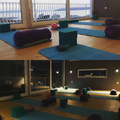 Pension mit Yogastudio Kroatien