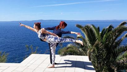 Yoga Urlaub buchen in Kroatien mit Krankenkassenzuschuss