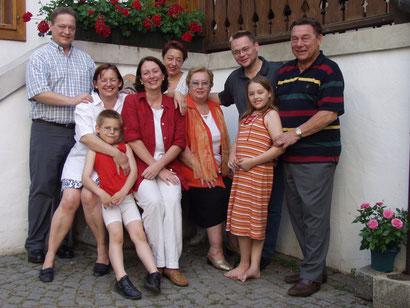 Familie Veit, Hotel Residenz Schrannenhof