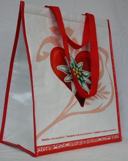Stofftasche mit Kundenaufdruck (dezent)