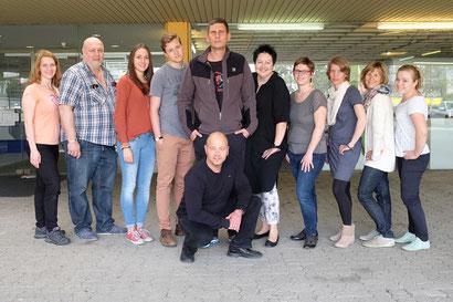 Digitale Fotografie Grundlagen Kursteilnehmer - Graz, April 2016