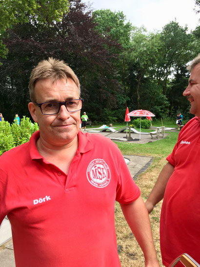 Herzlichen Glückwunsch an Dirk Baumgart vom MSK Neheim zu seiner ersten 18!