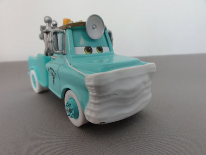Dr. Mater with mask up