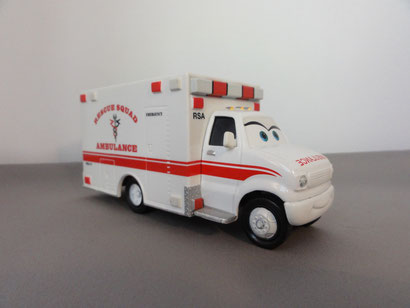 Resque Squad Ambulance