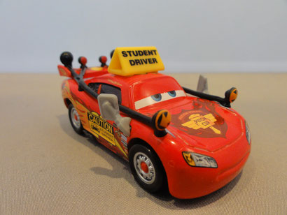 Driving School Lightning McQueen