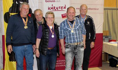 Toller Erfolg für die Imkerinnen und Imker des BZV Dellach/Drau bei der Honigprämierung 2017