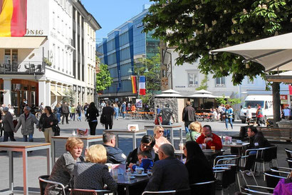 Nahe Lörrach Innenstadt