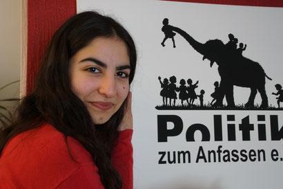 Politik zum Anfassen Chorbat Hassen Schülerpraktikum Bundesfreiwilligendienst / BFD / FÖJ / FSJ