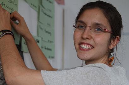 Politik zum Anfassen Friederike Seidl Mitarbeiterin