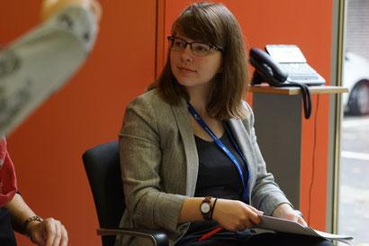 Politik zum Anfassen Joanna Kaczerowski BFD Bundesfreiwilligendienst / BFD / FÖJ / FSJ