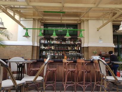Café der Kette Artcaffé - mein Lieblingscafé!