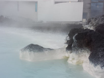 Lagune schwimmen blaue hannover Strandbad
