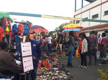Massai Market im Village Market