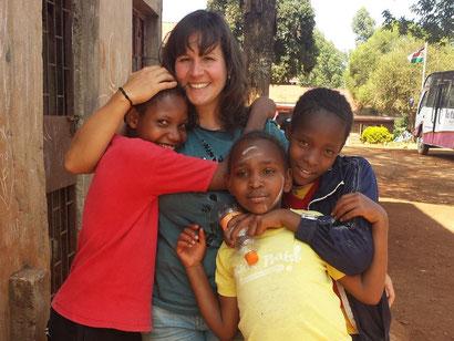 Freiwilligenarbeit in Kenia - nicht immer hilfreich.