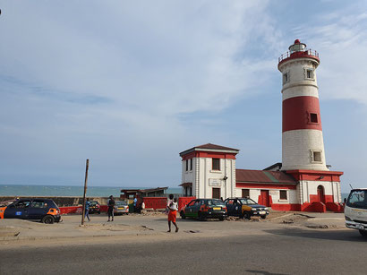 Jamestown Lighthouse, Accra