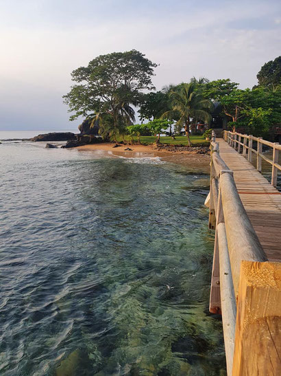 Bom Bom Island auf São Tomé und Príncipe