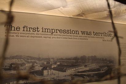 Dauer-Ausstellung im Museum der einstigen Fabrik Schindlers