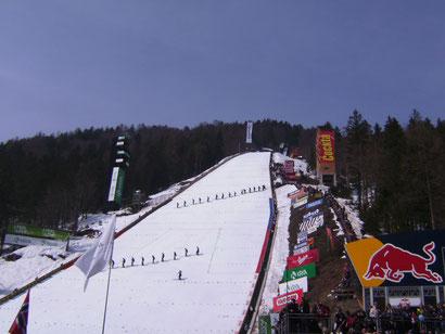 Planica Skiflug-Schanze