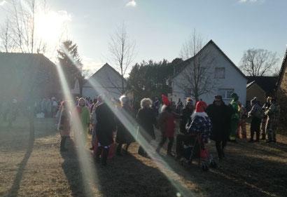 Zampern in Drachhausen
