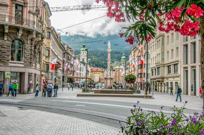 Innsbruck-Städtereise-Sehenswürdigkeiten-Tirol