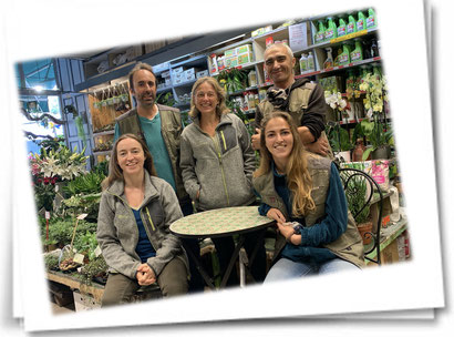 conseil sur l'entretien de vos plantes par une équipe passionnée
