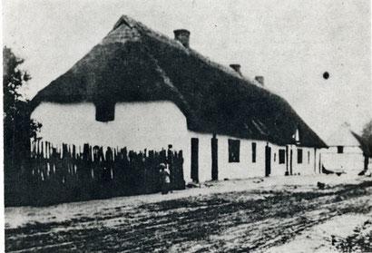 Bauernhäuser um 1928