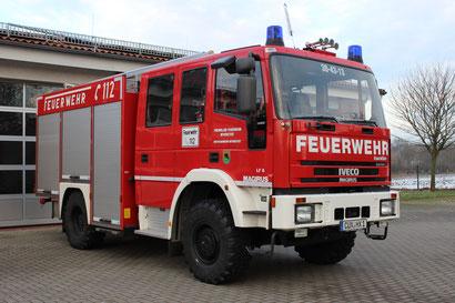 Löschgruppenfahrzeug; LF; Feuerwehr Beverstedt; Freiwillige Feuerwehr Beverstedt; Ortsfeuerwehr Beverstedt; Ortswehr Beverstedt