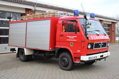 Gerätewagen; GW-Z; Feuerwehr Beverstedt; Freiwillige Feuerwehr Beverstedt; Ortsfeuerwehr Beverstedt; Ortswehr Beverstedt