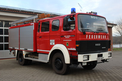 Tanklöschfahrzeug; TLF; Feuerwehr Beverstedt; Freiwillige Feuerwehr Beverstedt; Ortsfeuerwehr Beverstedt; Ortswehr Beverstedt