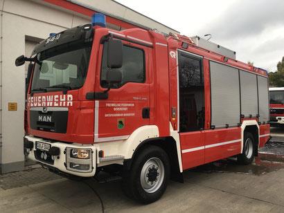 Hilfeleistungslöschgruppenfahrzeug; HLF; HLF 20; Feuerwehr Beverstedt; Freiwillige Feuerwehr Beverstedt; Ortsfeuerwehr Beverstedt; Ortswehr Beverstedt