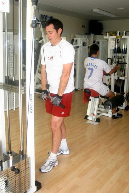 Centre Wellness Bergerac, salle de sport avec suivi personnalisé de votre préparation physique.