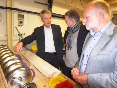 Raßfeld, Helmut in Aktion: Jurist Betriebswirt, Immobilienfachmann