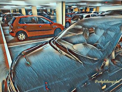 parkgebühren frankfurt Flughafen