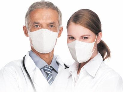 Mundschutz Nasenschutz