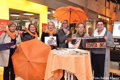 Zonta says no 2015