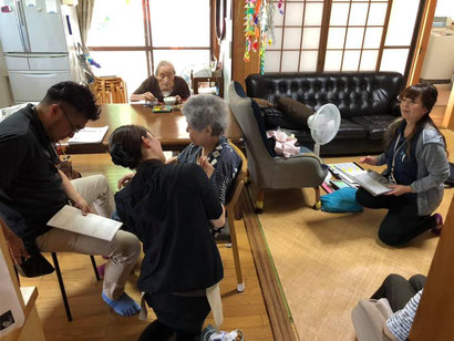 住宅型有料老人ホームでの訪問診療