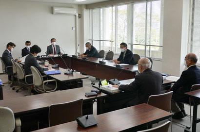 古賀市議会・議会運営委員会(4月3日開催)