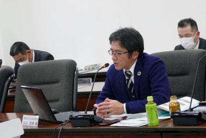 壱岐市SDGs未来課の小川和伸課長