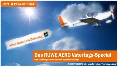 Das RUWE AERO Vatertags-Special